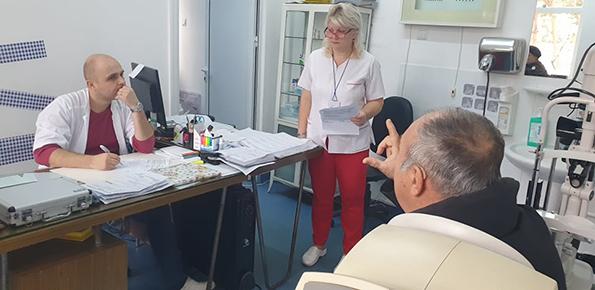 cabinet oftalmologic