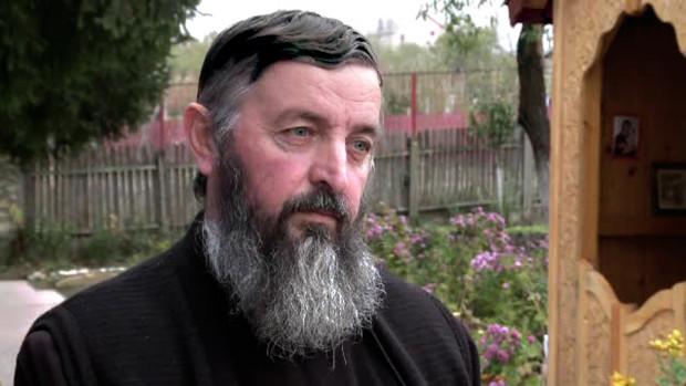 parintele Mihail Milea buzau