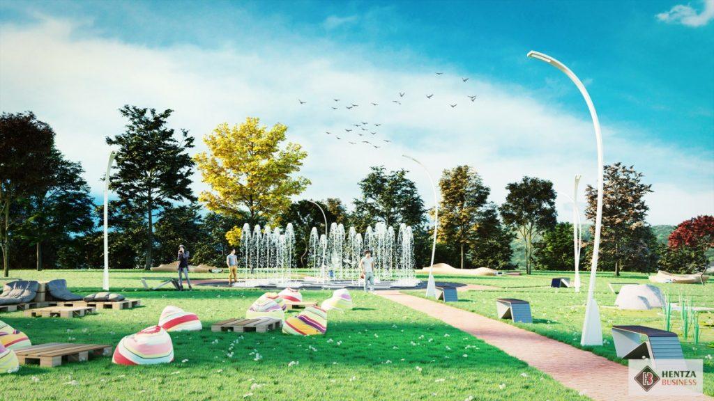 Un nou parc va fi amenajat în municipiul Buzău! Investiția, realizată de un grup de firme, într-o zonă fără spații verzi