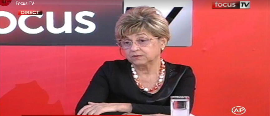 Președinta Uniunii Patronatelor Independente din Medicina de Familie, Angela Mazdrag